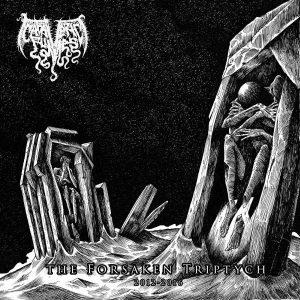 CADAVERIC FUMES – The Forsaken Triptych 2012-2016 CD CDs