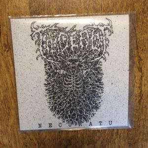 "ULCEROT – Necuratu 7″ 7"" Vinyl Records"