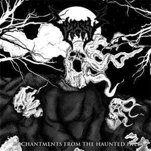 """UNDEAD CREEP – Enchantments From The Haunted Hills 7″ 7"""" Vinyl Records"""