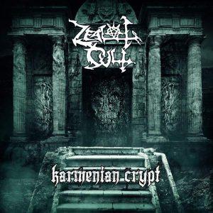 """ZEALOT CULT – Karmenian Crypt 12"""" 12"""" Vinyl Records"""