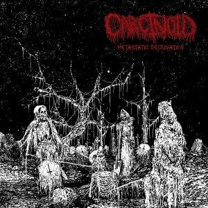 "CARCINOID – Metastatic Declination LP 12"" Vinyl Records"