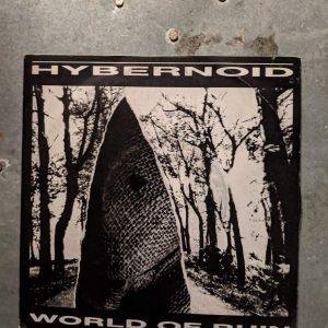 HYBERNOID – World Of Ruin 7″ (2nd Hand) 2nd Hand Vinyl EP