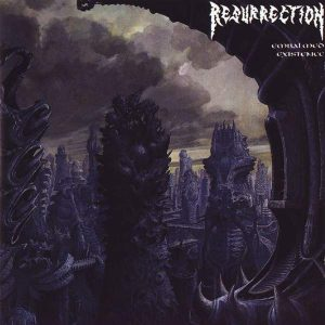 """RESURRECTION – Embalmed Existence LP 12"""" Vinyl Records"""