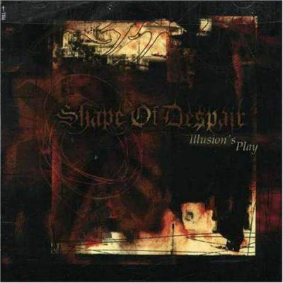 "SHAPE OF DESPAIR – Illusions Play 2LP 12"" Vinyl Records"