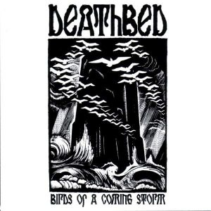 DEATHBED – Birds Of A Coming Storm LP (2nd hand) 2nd Hand Vinyl LP