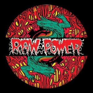 "RAW POWER – Reptile House picture disc LP 12"" Vinyl Records"