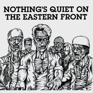 V/A  – Nothing's Quiet On The Eastern Front 90s East Coast Hc Comp LP (2nd hand) 2nd Hand Vinyl LP
