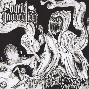 BURIAL INVOCATION – Rituals Of The Grotesque 12″ (2nd hand) 2nd Hand Vinyl LP