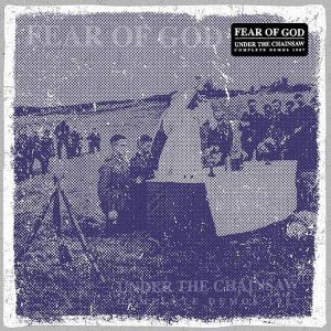 FEAR OF GOD – Under The Chainsaw LP (2nd hand) 2nd Hand Vinyl LP