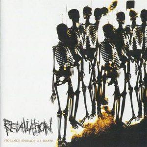 RETALIATION – Violence Spreads Its Drape LP (2nd hand) 2nd Hand Vinyl LP