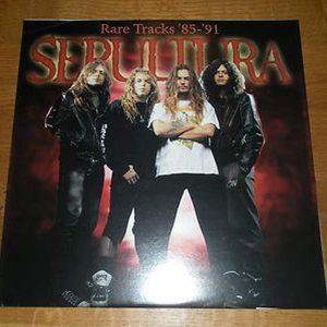 SEPULTURA – Rare Tracks '85-'91 LP (2nd hand) 2nd Hand Vinyl LP