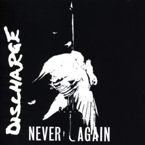 "DISCHARGE – Never Again LP 12"" Vinyl Records"