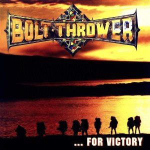 BOLT THROWER – For Victory CD CDs