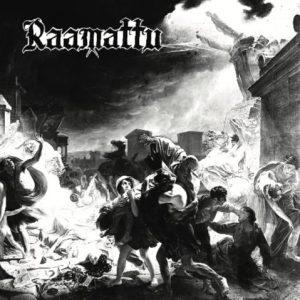 """RAAMATTU – s/t 7"""" 7"""" Vinyl Records"""