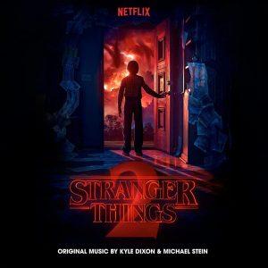 KYLE DIXON / MICHAEL STEIN – Stranger Things Season 2 OST CD CDs