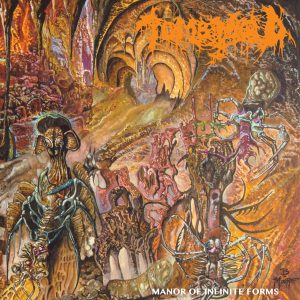 TOMB MOLD – Manor of Infinite Forms CD CDs