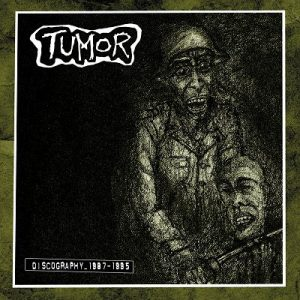 TUMOR – Discography_1987-1995 4xCD CDs