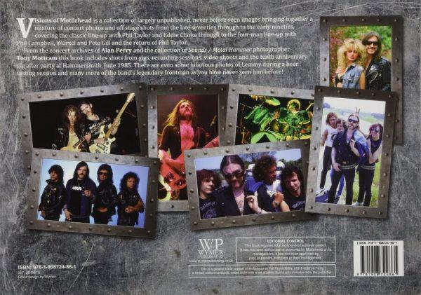 ALAN PERRY & TONY MOTTRAM – Visions of Motörhead 2