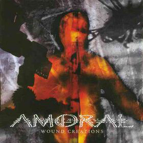 AMORAL – Wound Creations CD (2nd hand) 2nd Hand CDs