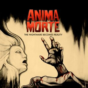 ANIMA MORTE – The Nightmare Becomes Reality LP (2nd hand) 2nd Hand Vinyl LP