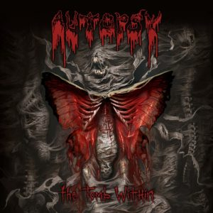 AUTOPSY – The Tomb Within MLP (2nd Hand) 2nd Hand Vinyl LP