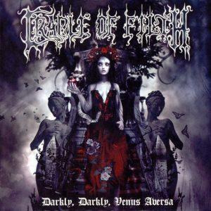 CRADLE OF FILTH – Darkly, Darkly, Venus Aversa 2CD digibook (2nd hand) 2nd Hand CDs