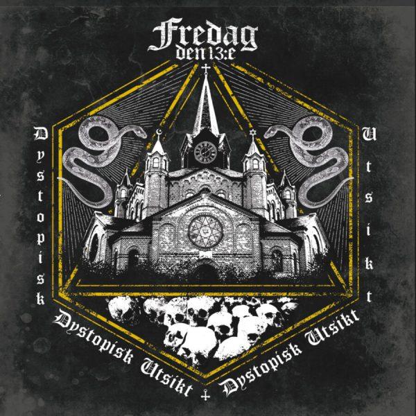 FREDAG DEN 13-E – Dystopisk Utsikt LP