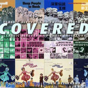 JAN BELLEKENS – Covered: Classic Sleeves and Their Imitators Books