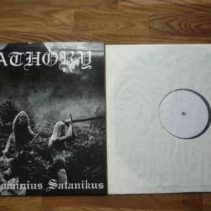 BATHORY –  Epicus Dominius Satanikus LP (2nd hand) 2nd Hand Vinyl LP
