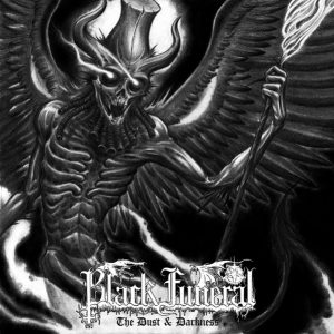 BLACK FUNERAL – The Dust & Darkness CD CDs