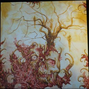 "BLEEDING OUT – Lifelong Death Fantasy LP 12"" Vinyl Records"