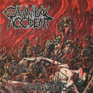 CANNIBAL ACCIDENT – Omnivorous CD CDs