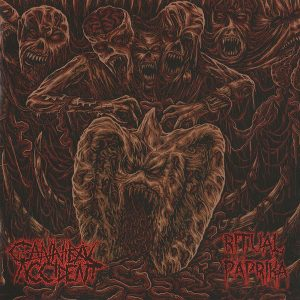 CANNIBAL ACCIDENT – Ritual Paprika CD CDs