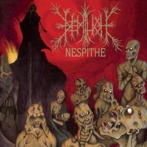 "DEMILICH – Nespithe LP 12"" Vinyl Records"