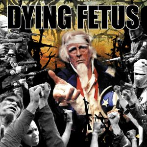 """DYING FETUS – Destroy The Opposition LP 12"""" Vinyl Records"""