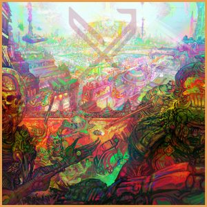 "EXPANDER – Neuropunk Boostergang LP 12"" Vinyl Records"