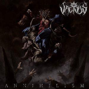 """VACIVUS – Annihilism LP 12"""" Vinyl Records"""