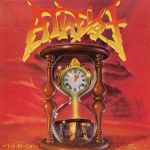 ATHEIST – Piece of Time CD CDs
