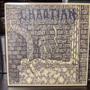 """CHAOTIAN – Adipocere Feast 7″ 7"""" Vinyl Records"""