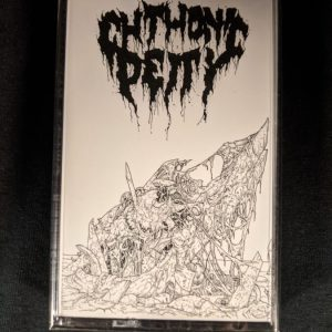 CHTHONIC DEITY – Reassembled in Pain +2 MC Tapes