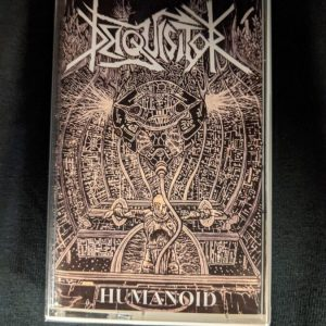 DEIQUISITOR – Humanoid MC Tapes