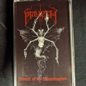 MAVETH – Breath of an Abomination MC Tapes