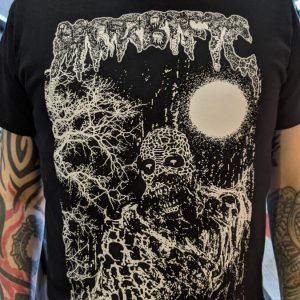 MORBIFIC – Pestilent Hordes T-Shirt T-shirts
