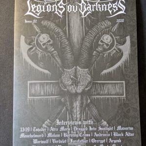 LEGIONS OV DARKNESS #2 zine Zines