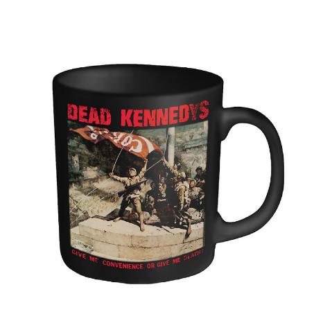 Dead Kennedys coffee