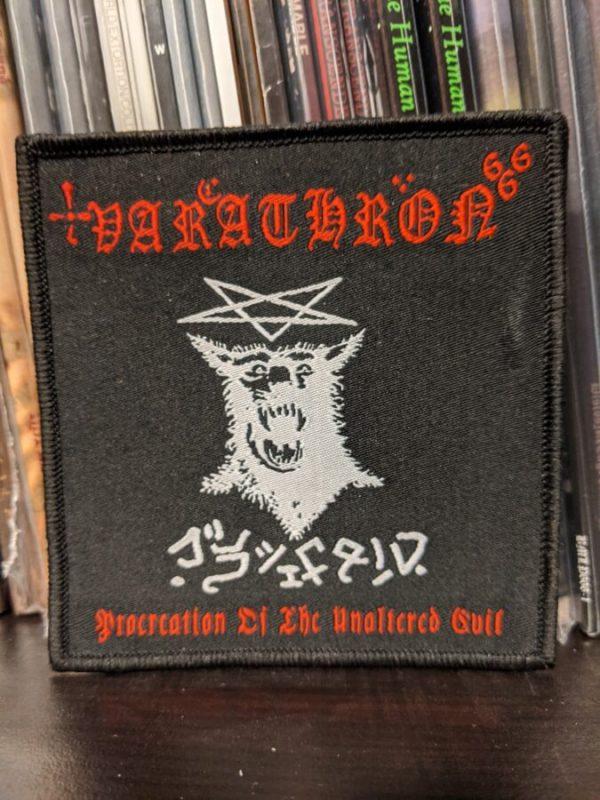 Varathron patch