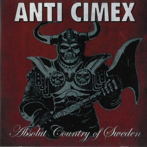 ANTI CIMEX – Absolut Country of Sweden CD (2nd Hand) 2nd Hand CDs