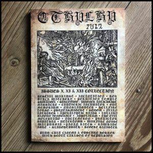 Cthulhu Zine: Issues 10, 11 & 12 Anthology Zine Zines