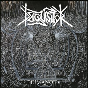 "DEIQUISITOR– Humanoid LP 12"" Vinyl Records"