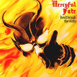 """MERCYFUL FATE – Don't Break the Oath LP 12"""" Vinyl Records"""